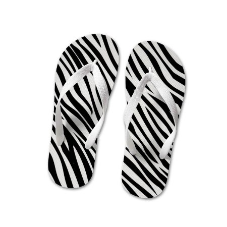 Chinelo Zebra