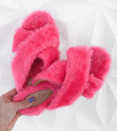 Chinelinho Sweet Dreams Rosa Neon