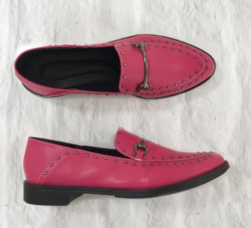 Mocassim Pink Taxas