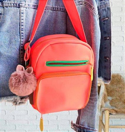 Shoulder Bag Colors Salmão