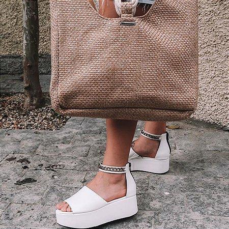 COMBO: Sandália Corrente + Bag Julie