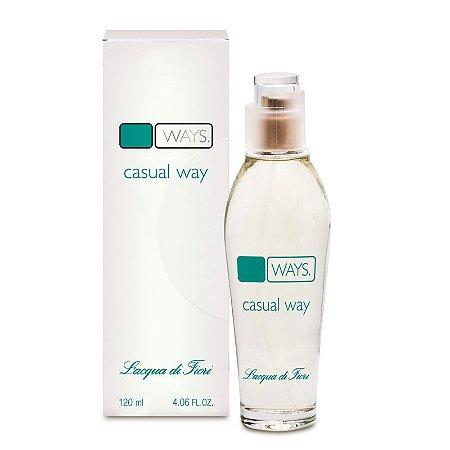 Perfume Casual Ways Lacqua di Fiori - 120ml