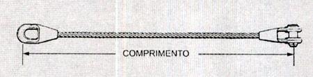 Laço Tipo SJ13 - São José
