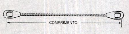 Laço Tipo SJ12 - São José