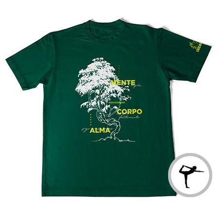 Camiseta Sabedoria das Árvores