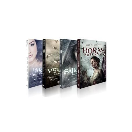 TRILOGIA DAS CARTAS + HORAS NOTURNAS