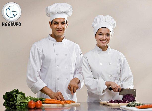 Cozinheiro profissional - Módulo 1 - Auxiliar de cozinha