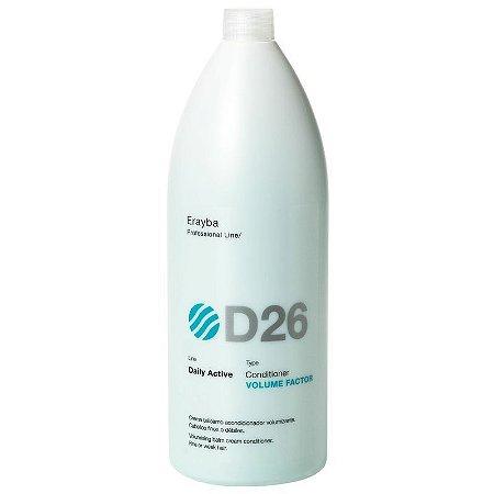 D26 - Disciplinador p/ cabelos finos - Condicionador 1500ml