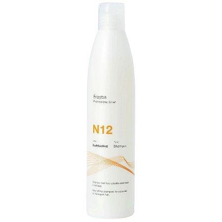 N12 Shampoo 300 ml - Shampoo de nutrição intensa