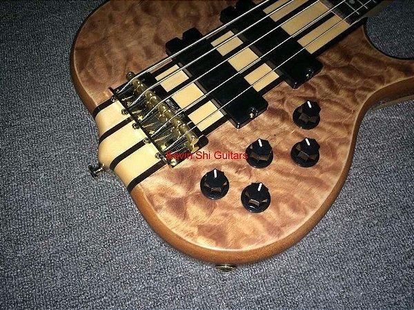 C.Baixo 5 cordas bass Ken Smith