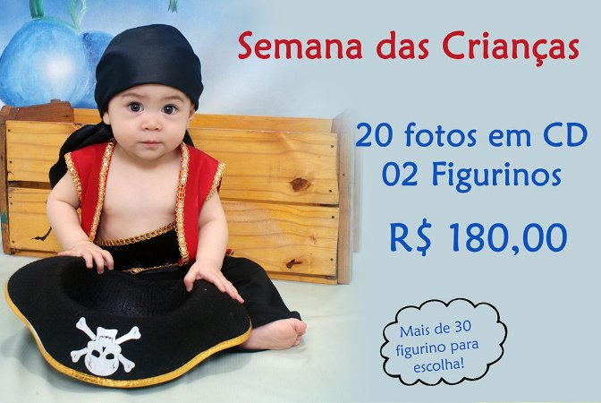 Mini Sessão Infantil