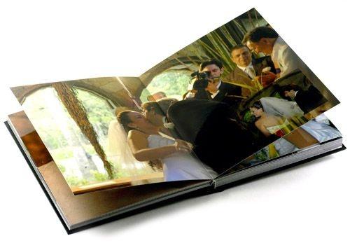 Álbum de Casamento Bronze
