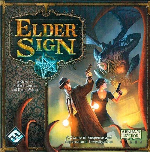 Elder Sign - Card Game