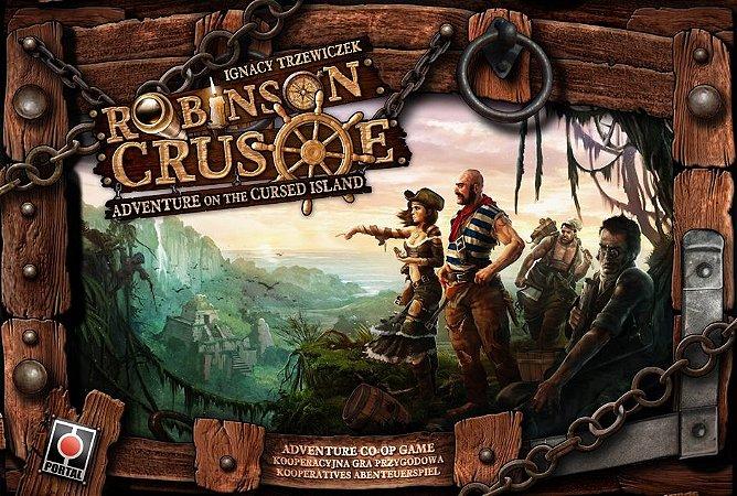 Robinson Crusoé: Aventuras na Ilha Amaldiçoada – Ed. Jogo do Ano (Nacional)