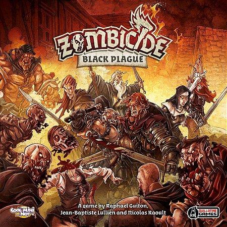 Zombicide Black Plague -  Board Game