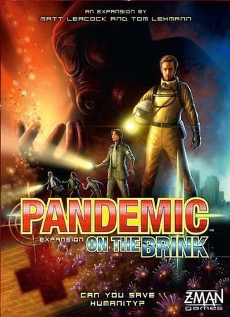 Pandemic No Limite - Expansão - (Nacional)