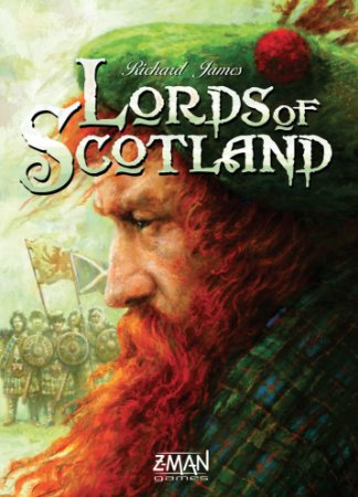 Lords of Scotland - Card Game
