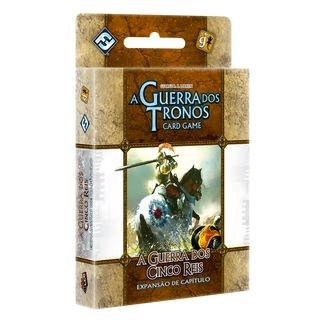 A Guerra dos Cinco Reis (capítulo) - A Guerra dos Tronos: Card Game