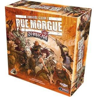 Rue Morgue - Zombicide Season 3