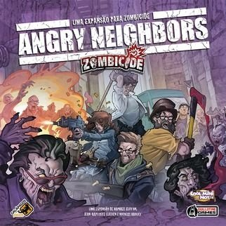 Expansão Zombicide - Angry Neighbors