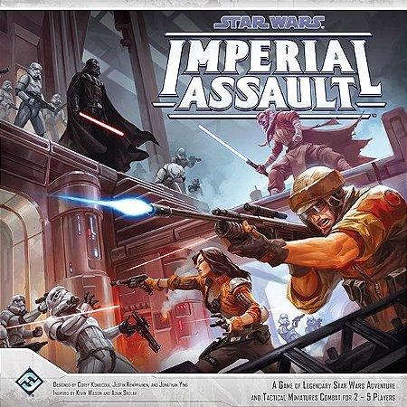 Star Wars: Imperial Assault (2015) - (Inglês - Importado)