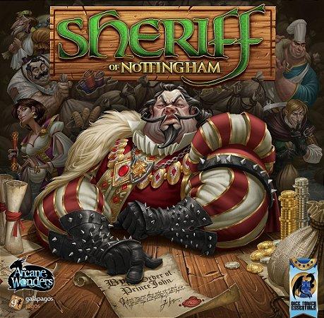 Sheriff of Nottingham - Board Game