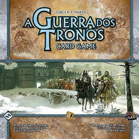 A Guerra dos Tronos - CARD GAME