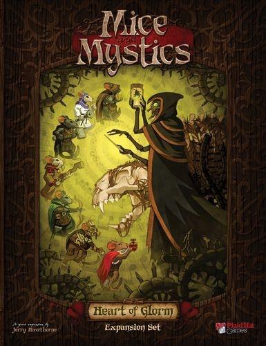 Mice and Mystics - O Coração de Glorm: Expansão