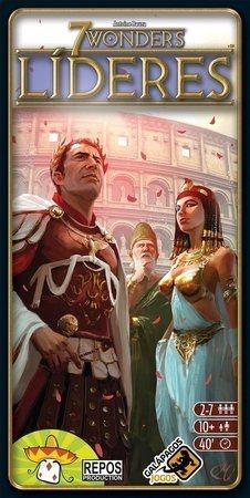 7 Wonders - Líderes Expansão