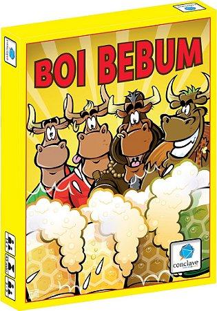 Boi Bebum -  Card Game