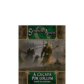 A Caçada por Gollum Pacote de Aventura, O Senhor dos Anéis: Card Game