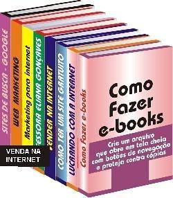 COMO FAZER E-BOOKS OU LIVROS DIGITAIS