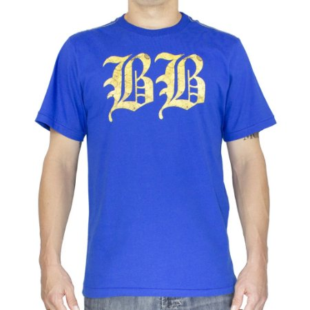Camiseta Black Blue BB Azul