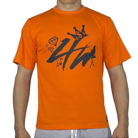 Camiseta 4M Laranja
