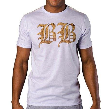 Camiseta Black Blue BB Branca