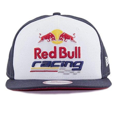 Boné Red Bull Racing Aba Reta