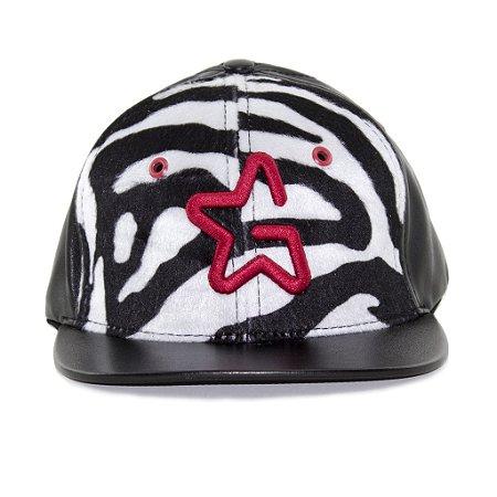 Boné G-Style Strapback Zebra