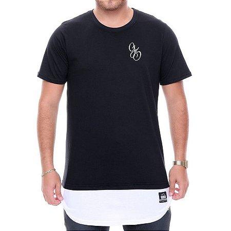Camiseta G-Style Long Bicolor