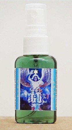 Miguel - Expansor de Consciência (incenso líquido) - Flor da Alma
