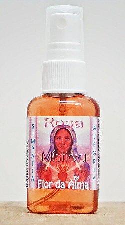 Rosa Mística - Expansor de Consciência (incenso líquido) - Flor da Alma