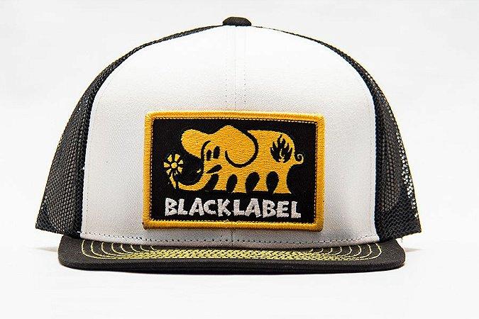 BONÉ TRUCKER BLACK LABEL