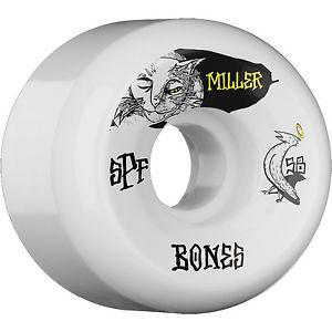RODA BONES SPF MILLER GUILTY CAT 58mm