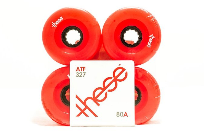 RODA THESE 69mm ATF 327 80A