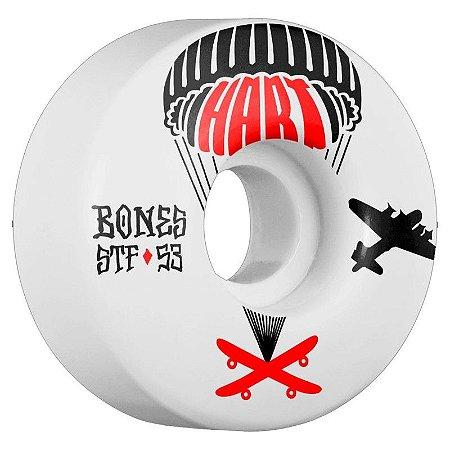 BONES STF HART DROP BOARDS 53mm V1