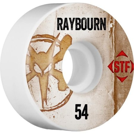 BONES STF RAYBOURN VINTAGE 54mm V3