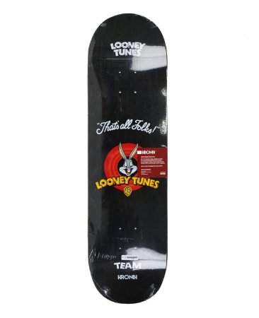 SHAPE MAPLE KRONIK LOONEY TUNES TEAM 8.5""