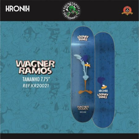 SHAPE MAPLE KRONIK LOONEY TUNES WAGNER RAMOS 7.75""