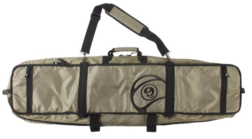 SKATE BAG SECTOR 9 THE FIELD GOLD