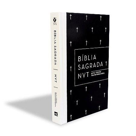 Bíblia NVT - Cruz - Capa Dura - Letra Normal