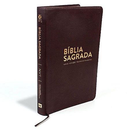 Bíblia NVT Luxo ( Letra Normal)